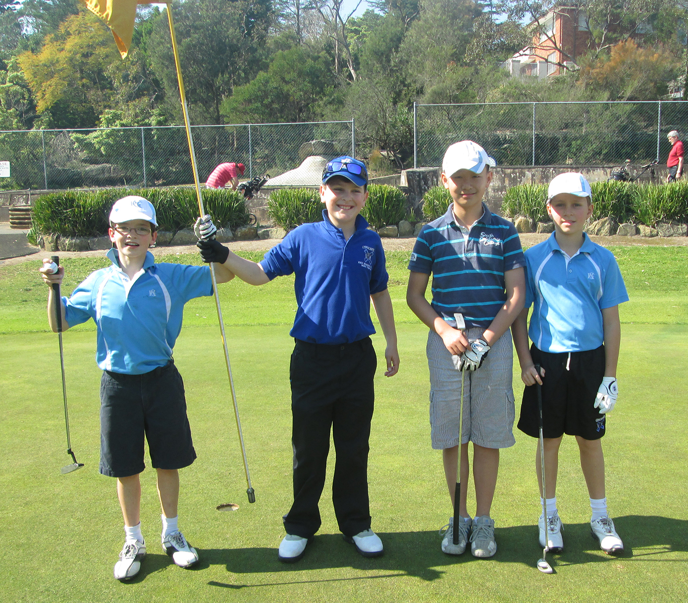 Juniors On The Move Gets Busy In August News Jack Newton Junior Golf
